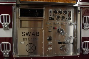Custom Stainless Steel Pump Panel