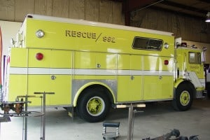 Before_No. 1 Emergency & Rescue Squad Tamaqua, PA