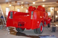 Bethany Beach Pumper Restoration 10