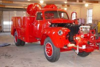 Bethany Beach Pumper Restoration 9