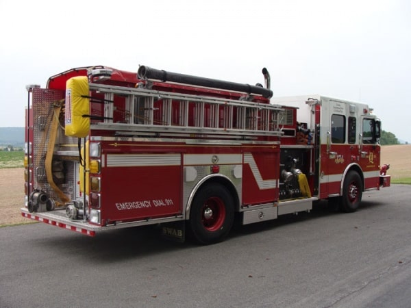 Quakertown FC Rescue Delivery