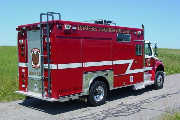 Loyalsock FC Rescue 8