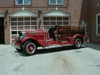 North Penn Fire Co Restoration 1