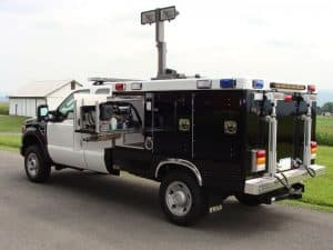 Stamford Police Department Delivery